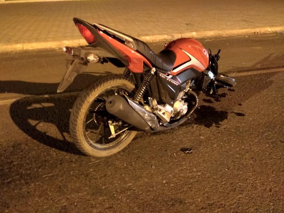 Motociclista morreu vítima de acidente em Dracena (Foto: Jorge Zanoni/Cedida)