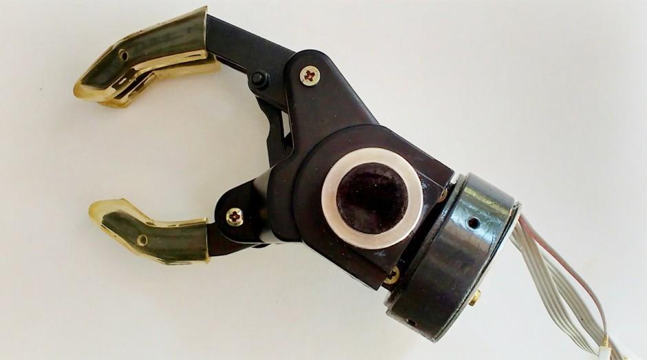 Prótese desenvolvida pela Cycor  (Foto: Reprodução)