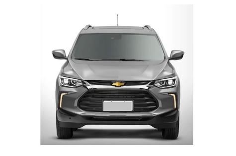 O carro de Caiao Afiune é avaliado em R$ 100 mil (Foto: Reprodução)
