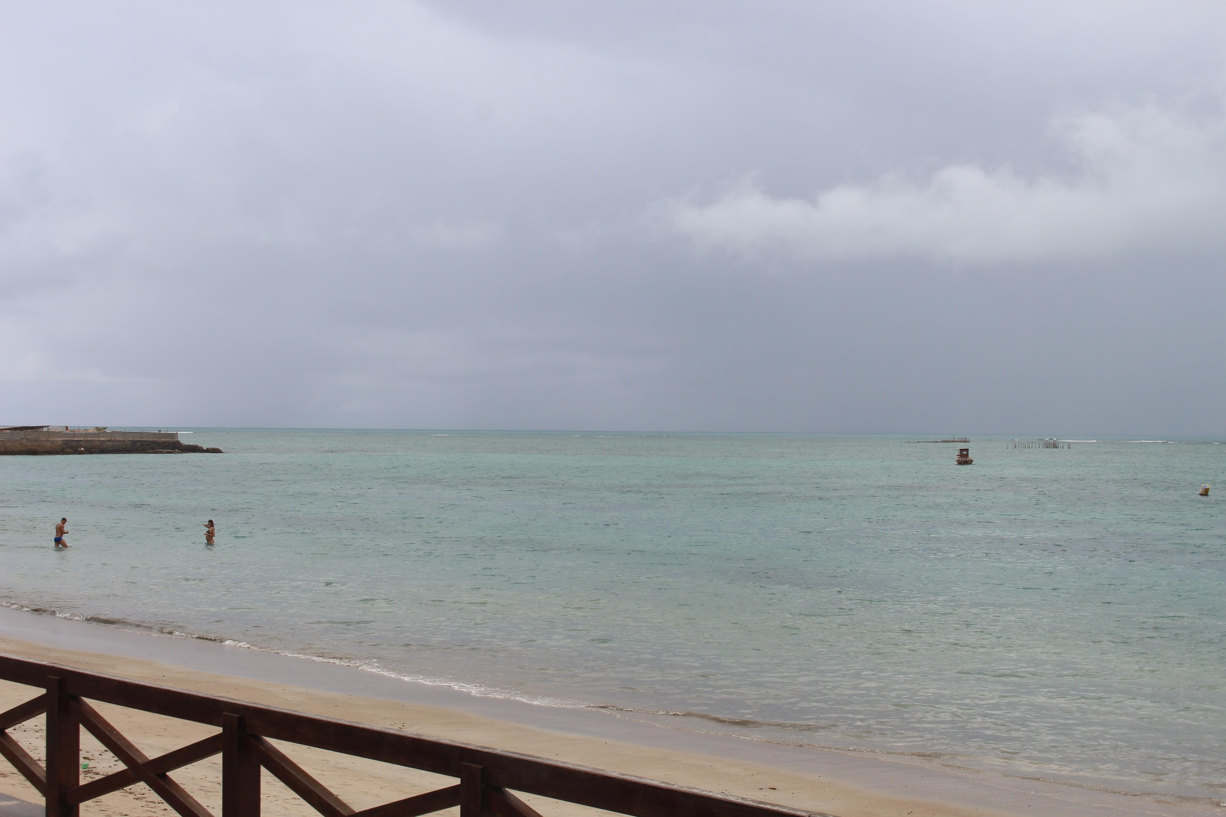Pancadas de chuva devem continuar no fim de semana em Alagoas