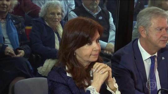 Começa o julgamento de Cristina Kirchner, ex-presidente da Argentina