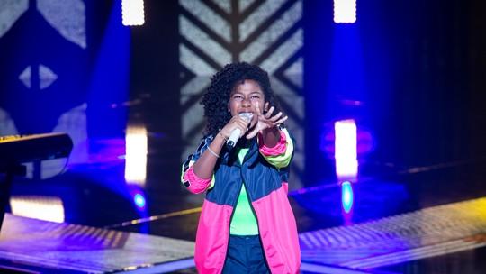 Participantes destacam importância do 'The Voice Kids' para suas carreiras