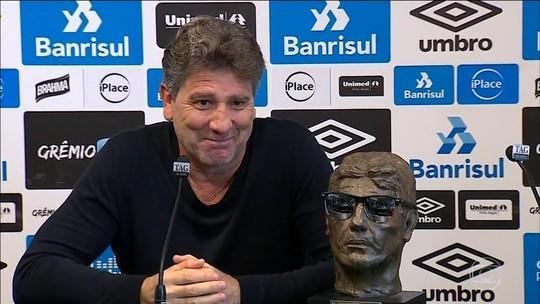 Grêmio começa a decidir o título da Libertadores na noite de hoje