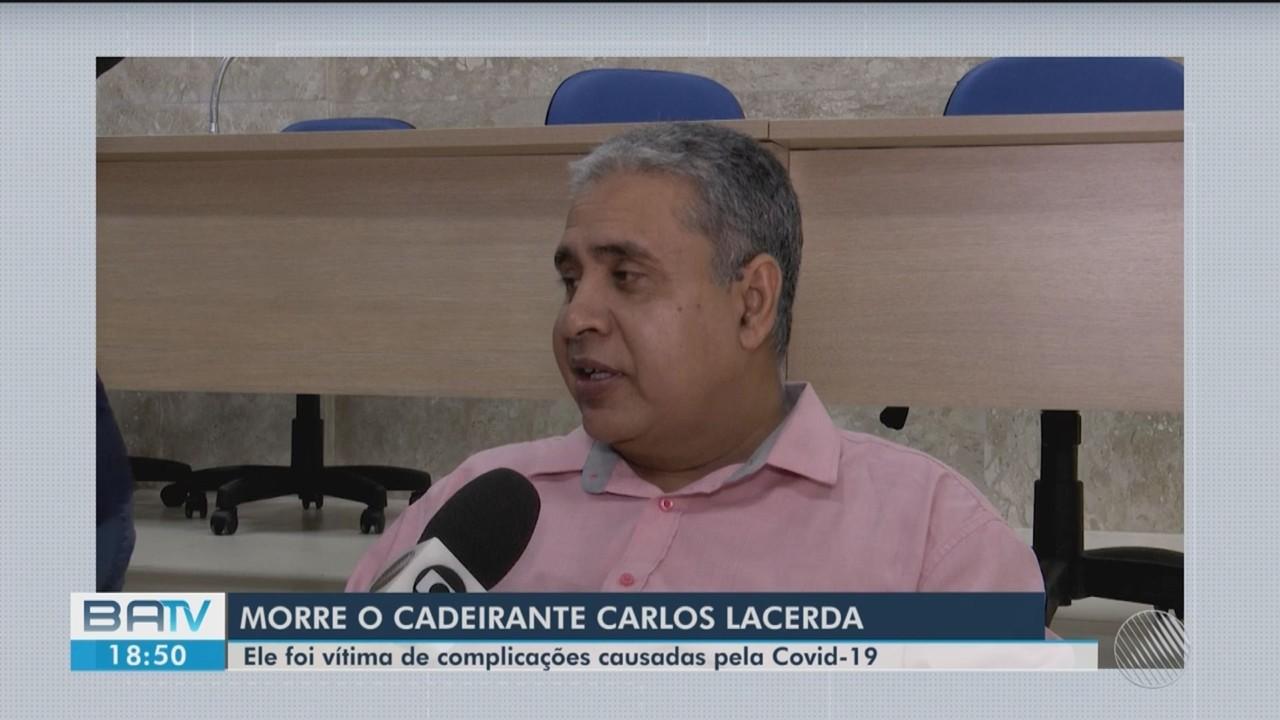 Ex-candidato a vereador morre em decorrência da Covid-19 na Bahia