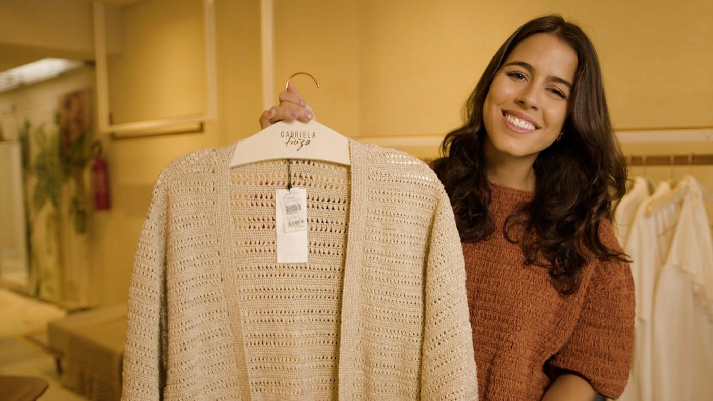 Inspira Fecomércio: Moda e consumo consciente são a aposta de Gabriela Fiuza