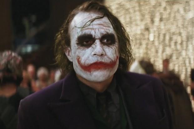 Heath Ledger em Batman: O Cavaleiro das Trevas (Foto: reprodução)