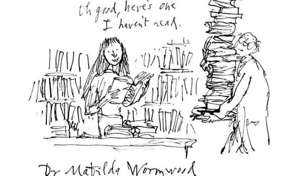 Matilda ganha novas ilustrações  (Foto: Divulgação)