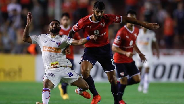 Independiente x Fortaleza Copa Sul-Americana