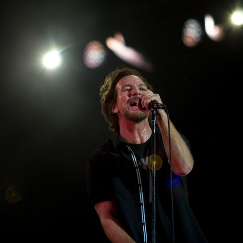 Pearl Jam encerra apresentações do segundo dia do Lollapalooza 2018