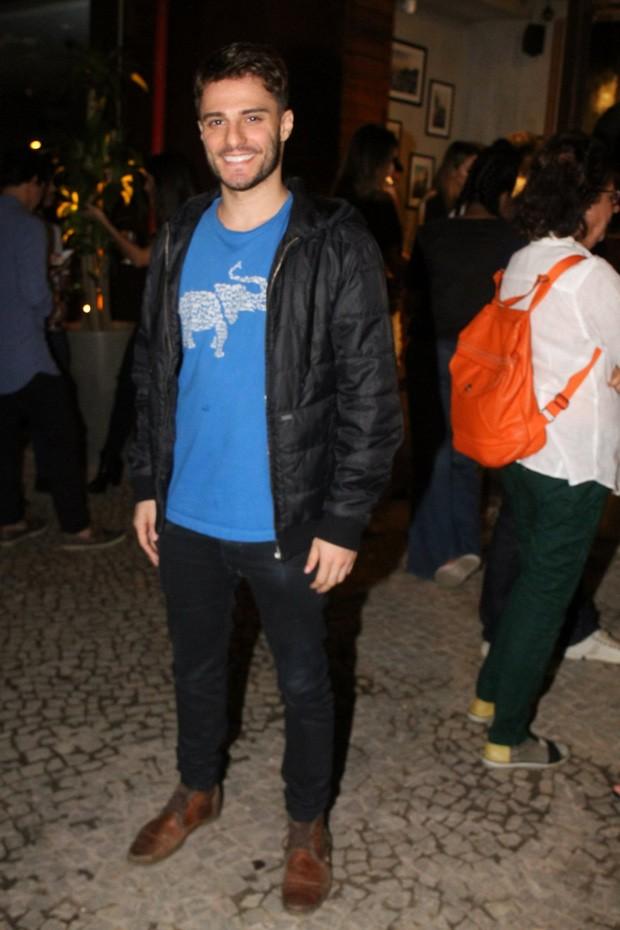 Daniel Rocha  (Foto: Daniel Delmiro / AGNews)