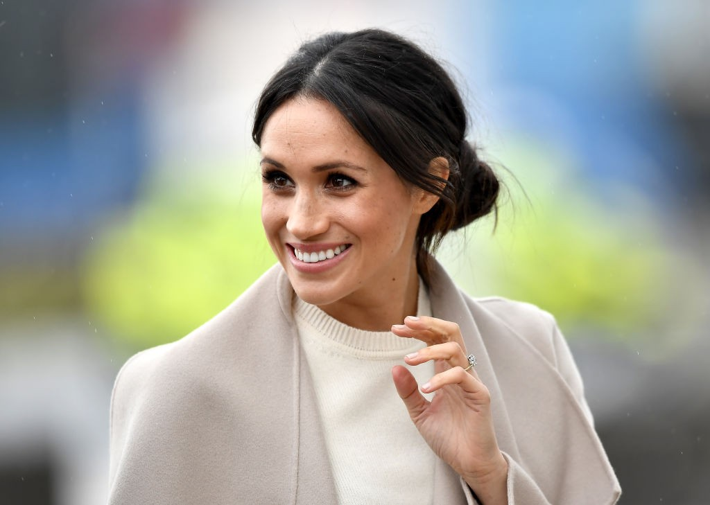 O coque de Meghan Markle (Foto: Getty)
