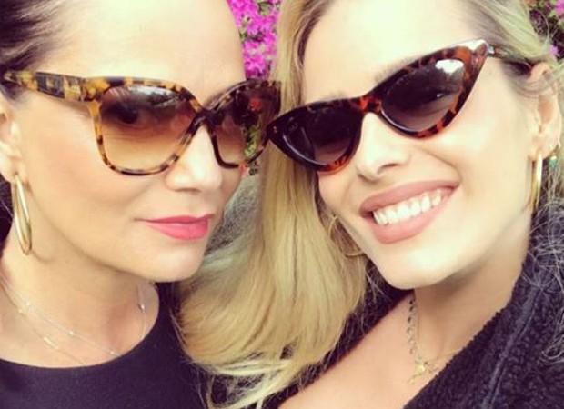 Luiza e Yasmin Brunet (Foto: Reprodução/Instagram)