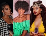 Famosas ensinam seus melhores truques para cuidar do cabelo afro