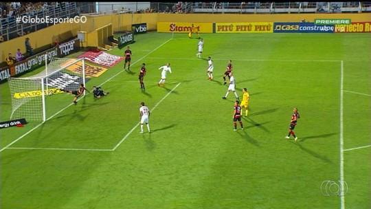 Mike aponta Atlético-GO jogando em alto nível e vê condições de dar o troco no líder Bragantino