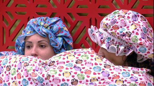 Paula e Jéssica conversam sobre Ana Clara: 'Se empolga'