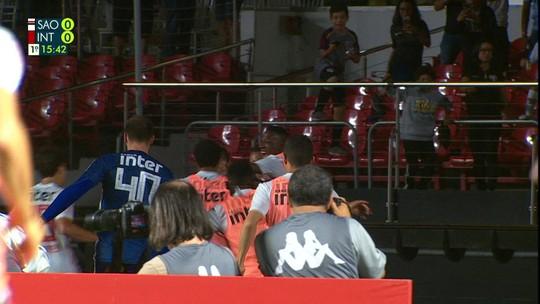 """Jogadores do São Paulo defendem permanência de Fernando Diniz em 2020: """"Dá a vida pelo clube"""""""