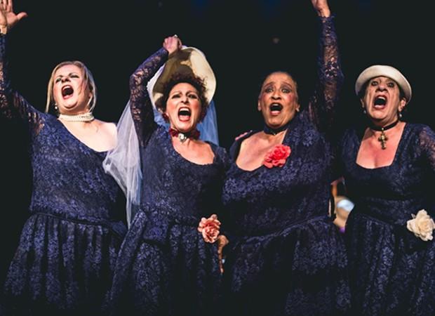 Grupo As Tias (Foto: Foto:  Divulgação)