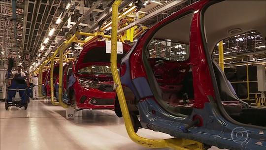 Venda de veículos novos cresce pelo segundo ano seguido