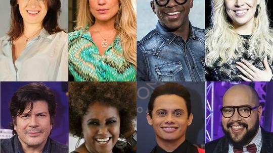 'Show dos Famosos': conheça elenco da nova temporada do quadro