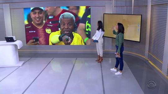 Confira os destaques do esporte no Jornal do Almoço desta quinta (22)