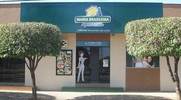 Uma das unidades da Maria Brasileira (Foto: Divulgação)