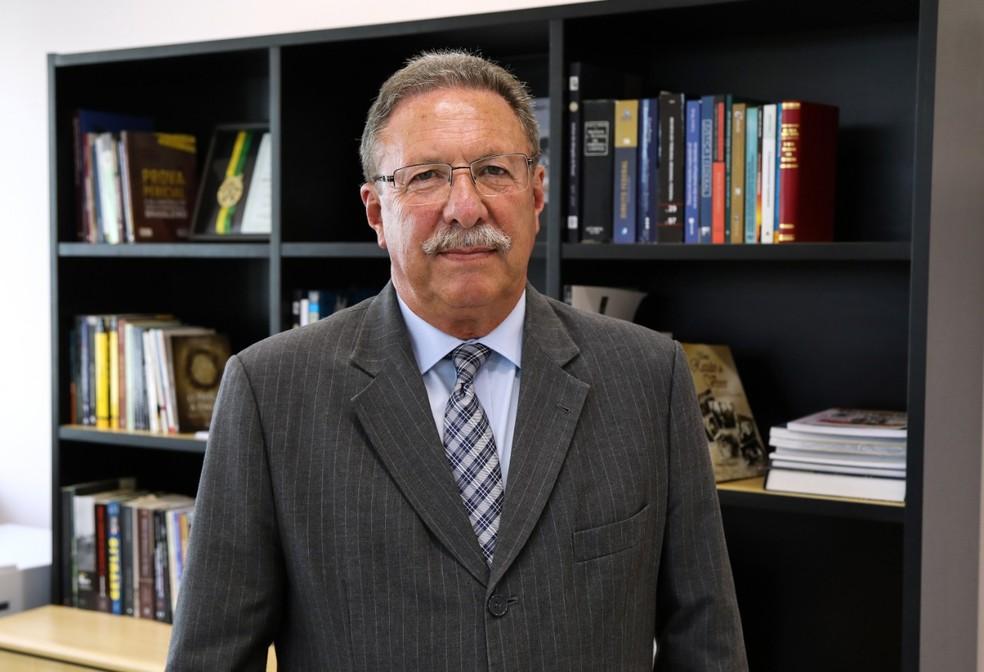 Luiz Antônio Bonat — Foto: TRF-4/Divulgação
