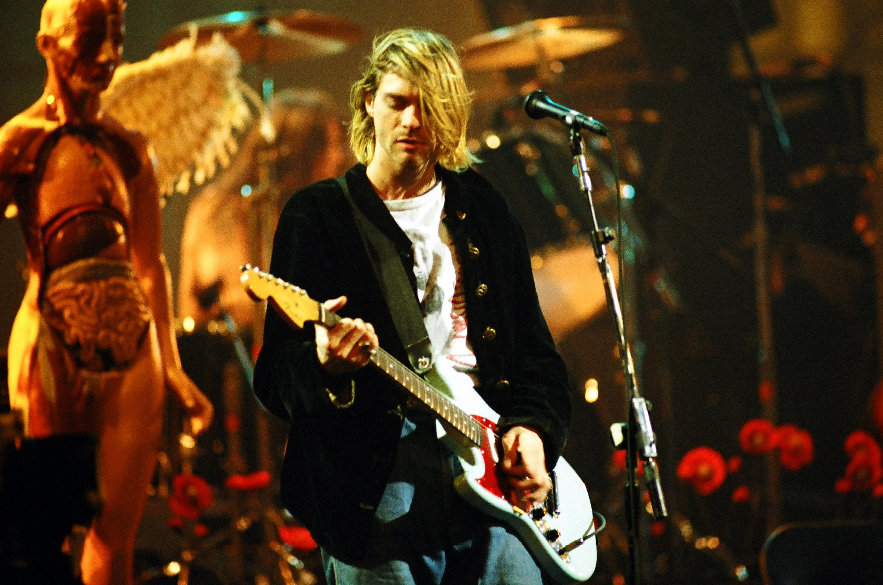 Kurt Cobain (Foto: Getty Images)