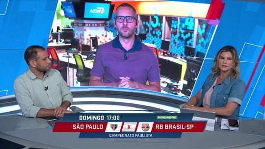 Comentaristas debatem sobre os alvos da torcida em momento turbulento do São Paulo
