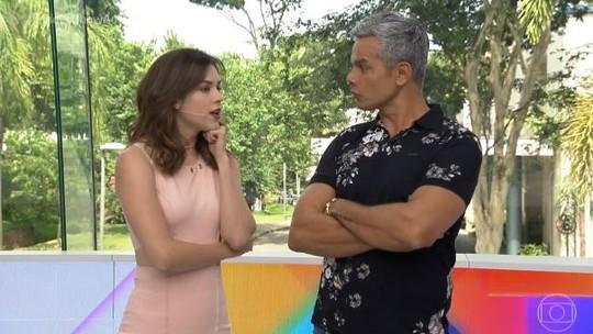Sophia Abrahão revela como foi primeiro beijo no namorado Sérgio Malheiros