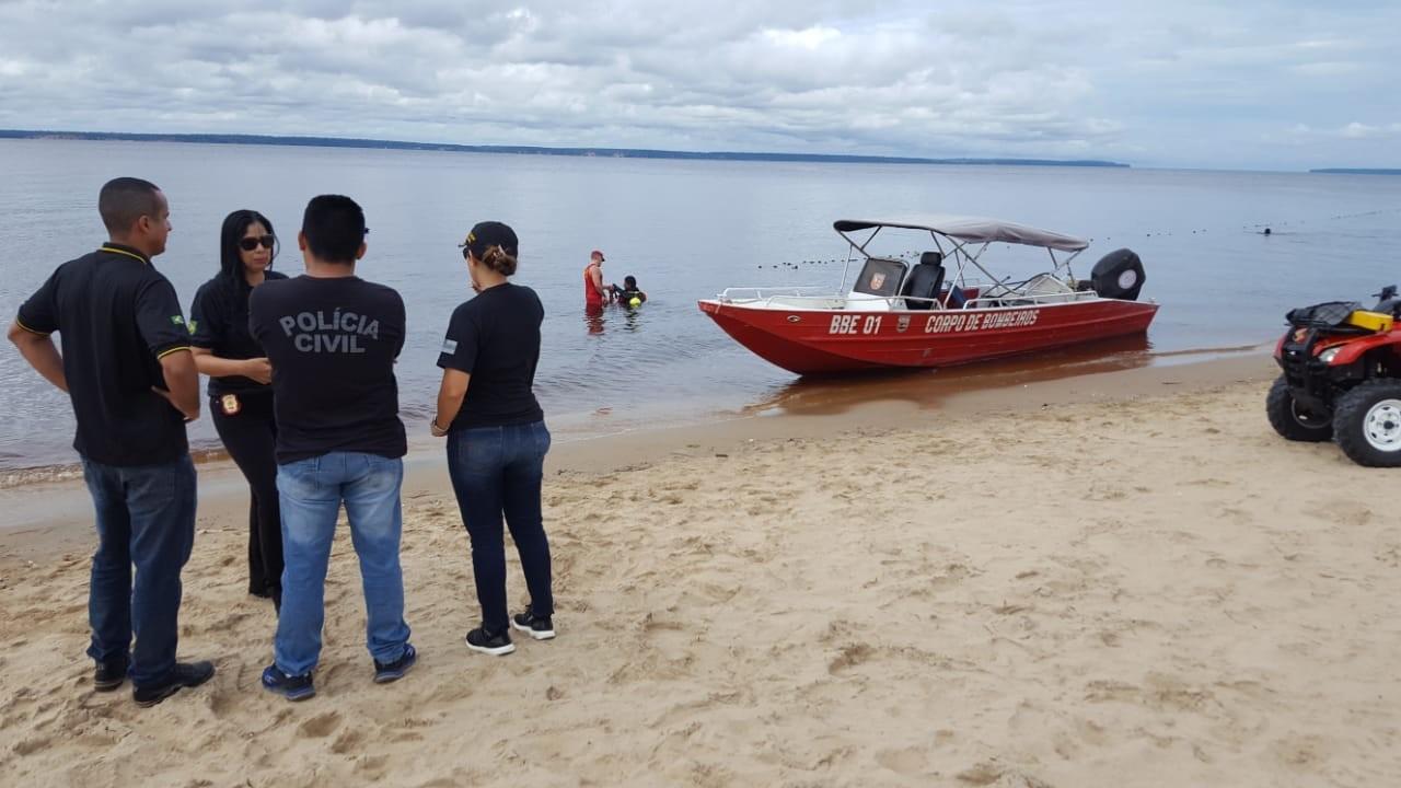 Cerca de dez meses depois, exames em ossada confirmam morte de adolescente que desapareceu em praia de Manaus - Notícias - Plantão Diário