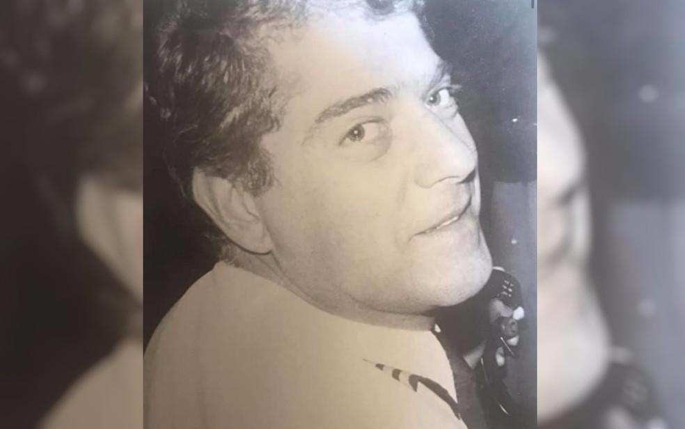 Piloto Fernando Murilo Lima e Silva salvou voo 375 da Varig sequestrado em 1988 — Foto: Reprodução/Facebook