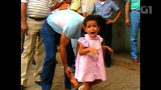 Césio 30 anos: Série do G1 Goiás reconta o maior acidente radiológico do mundo