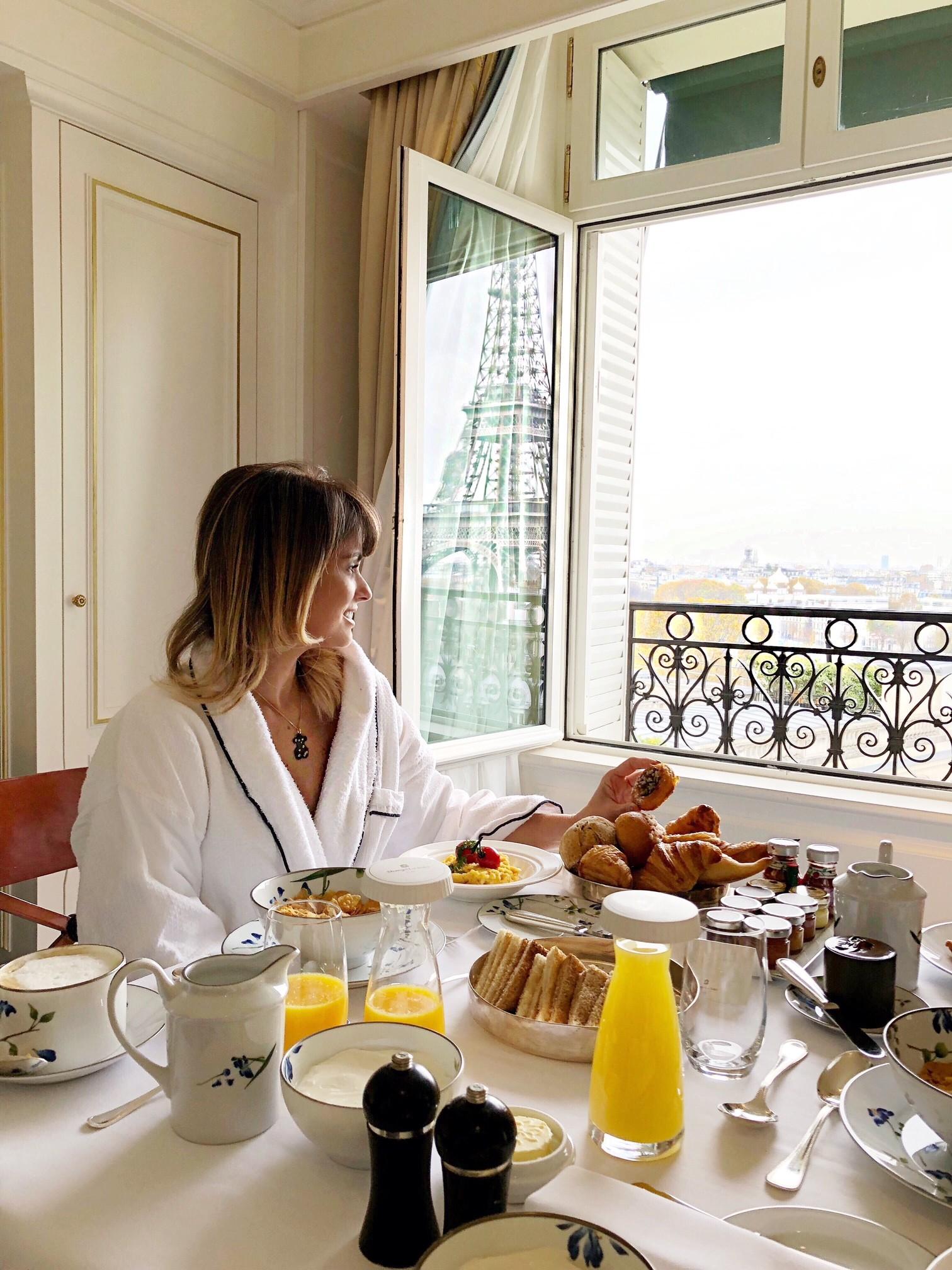 O café da manhã mais memorável
