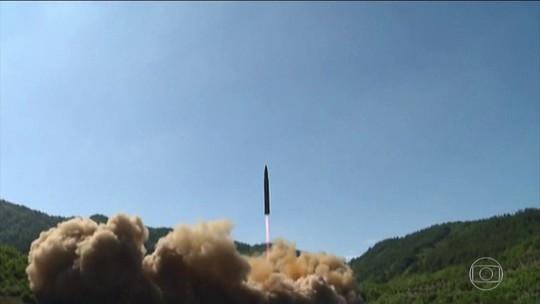 China comemora suspensão dos testes nucleares da Coreia do Norte