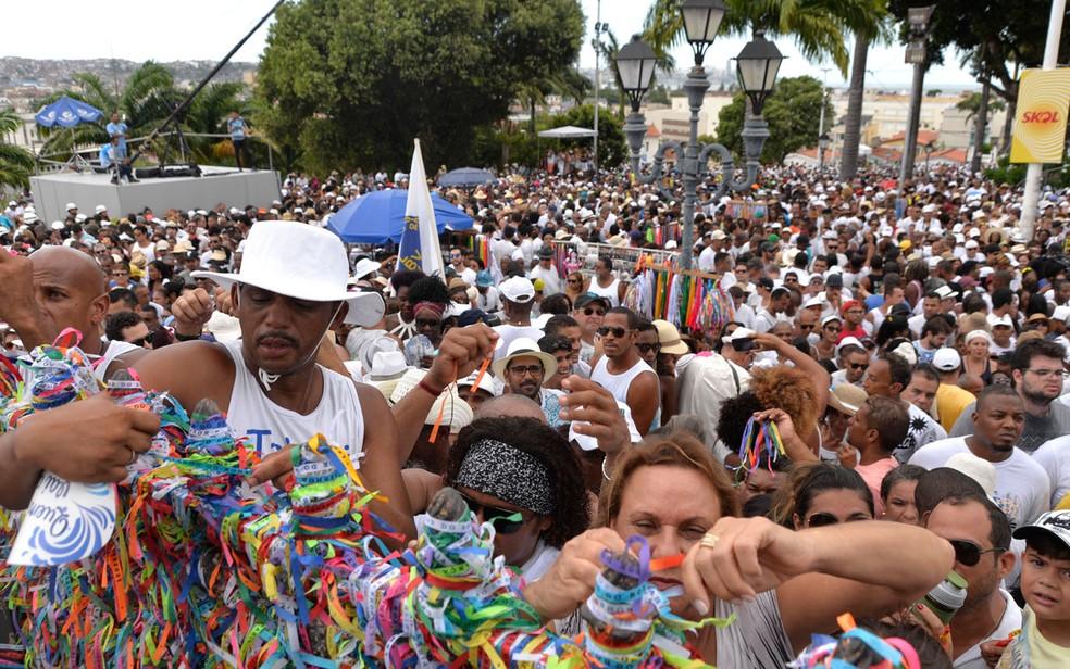 Festa irá contar com reforço na segurança (Foto: Josemar Pereira/Ag Haack)