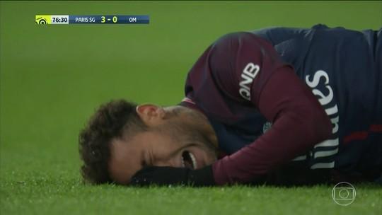 De Paris a Limeira, da Copa do Mundo à Segundona: fratura no quinto metatarso liga Neymar e promessa do interior de SP