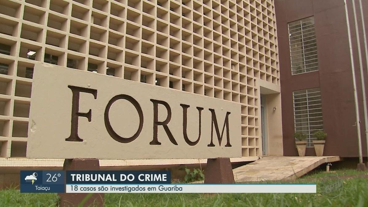 Acusada de 'tribunal do crime' mantinha atas de julgamentos clandestinos em Guariba, SP, diz MP - G1