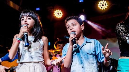 Cantores mineiros do 'The Voice Kids' lançam projeto musical 'As Novas Vozes de Minas'