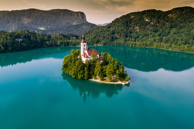 The Church of the Assumption, Bled, Slovenia (Foto: Getty Images/iStockphoto)