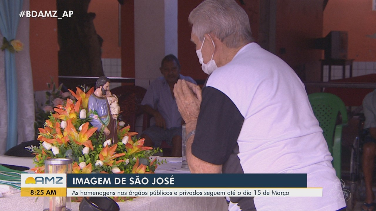 Festa de São José 2021: Imagem percorre órgãos públicos e privados até 15 de março