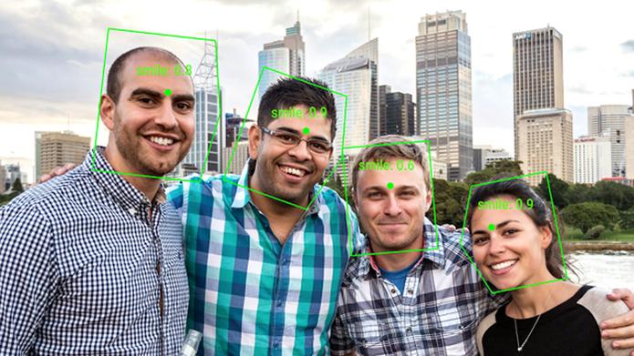Google Play Services ganha otimização em API de detecção facial e leitor de código de barras (Foto: Divulgação/Android)