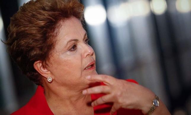 Dilma Roussef (Foto: André Coelho / Agência O Globo)