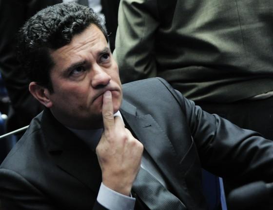O juiz federal Sergio Moro (Foto: Geraldo Magela/Agência Senado)