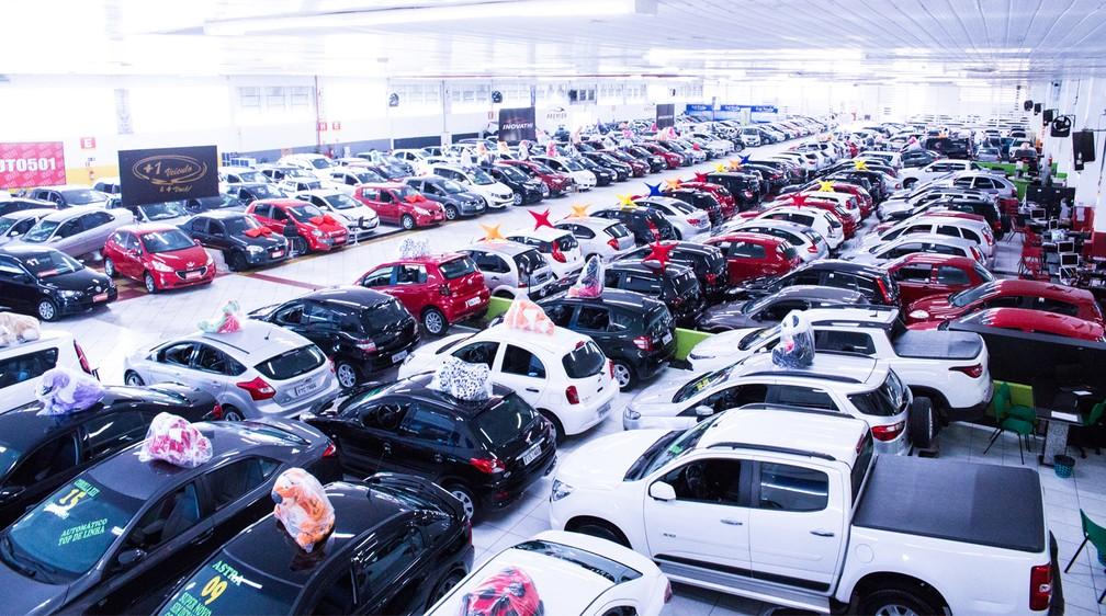 A Fenabrave projeta vendas de 2,85 milhões de veículos em 2019 — Foto: Divulgação