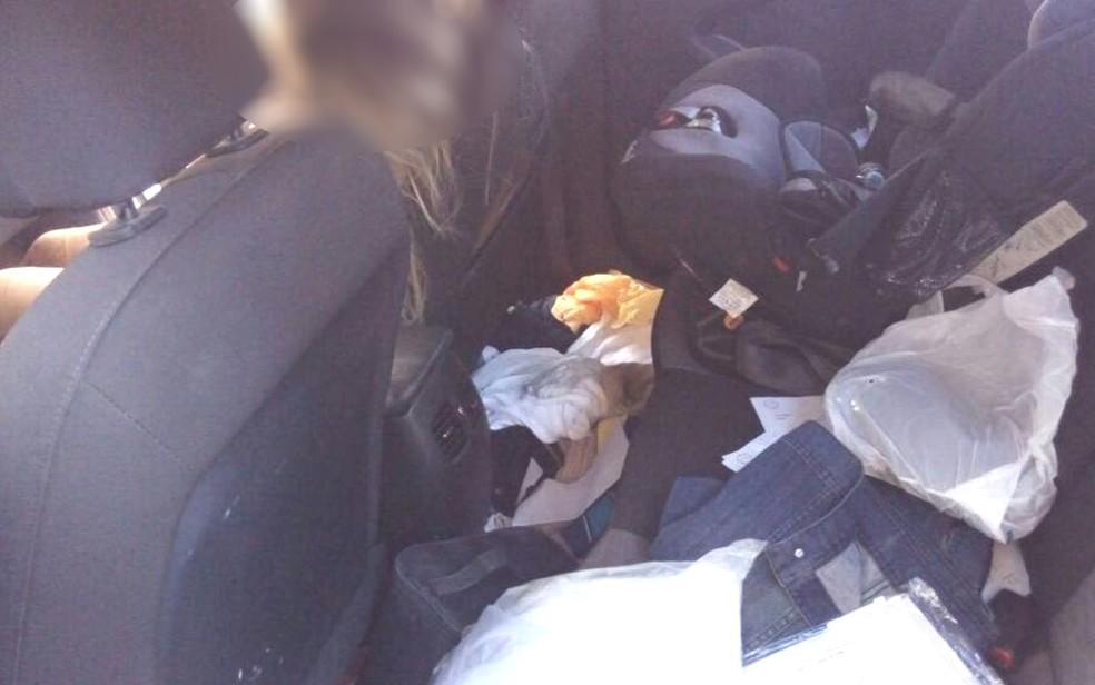 Segundo delegado, posição em que Vanessa foi encontrada morta descarta discussão antes de disparo (Foto: Divulgação/Polícia Civil)