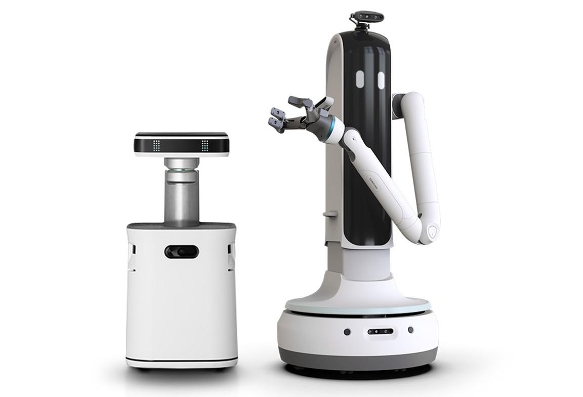 Bot Care e Bot Handy da Samsung