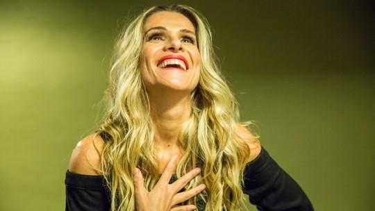 Ingrid Guimarães vibra com papel de musa em novela: 'É muito importante para mim. Me emociona'