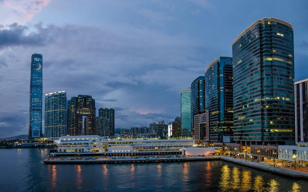 Hong Kong corre o risco de perder voos cruciais