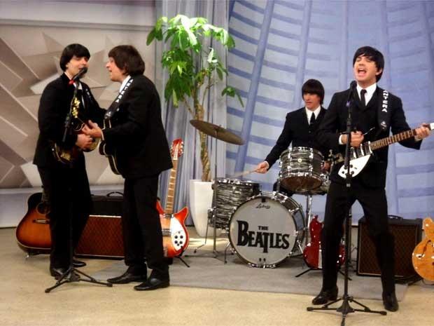 Espetáculo Beatles 4Ever se apresenta em João Pessoa