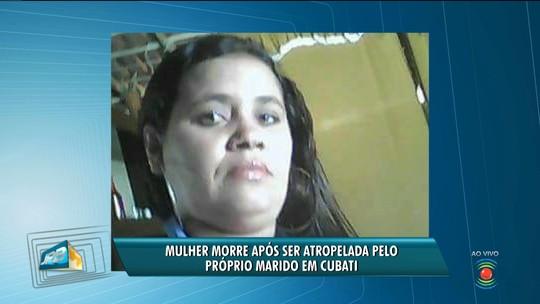 'Não foi acidente', diz delegado após homem atropelar esposa, na Paraíba